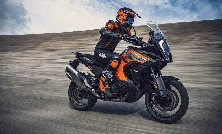 KTM 1290 Super Adventure S: Voll auf Angriff