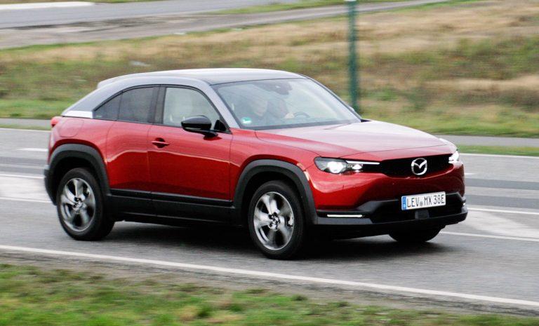 Mazda MX-30: Mit Handtäschchen statt Rucksack