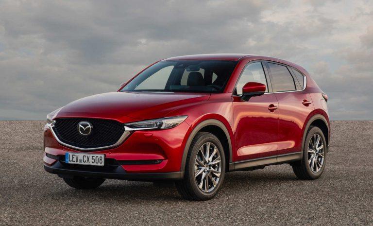 Mazda CX-5: Treue zum Verbrenner