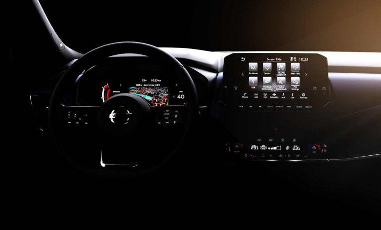Nissan Qashqai kommt mit E-Power