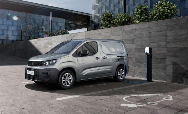 Peugeot e-Partner: Kastenwagen kommt im Herbst