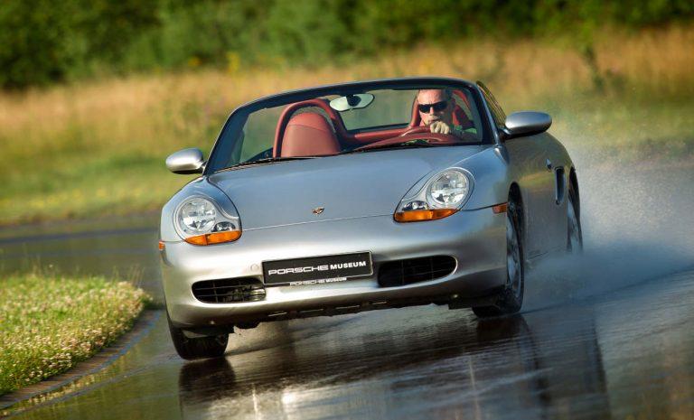 Porsche Boxster: 25 Jahre Fahrspaß