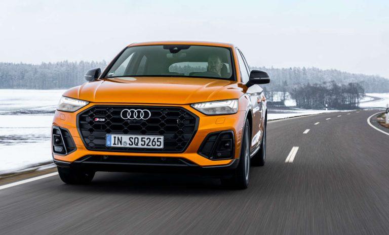 Audi SQ5: Mit der Kraft des Sechszylinder-Diesels