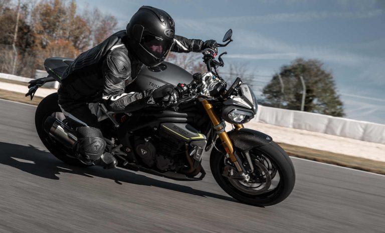 Triumph Speed Triple 1200 RS: Spitze des Segments