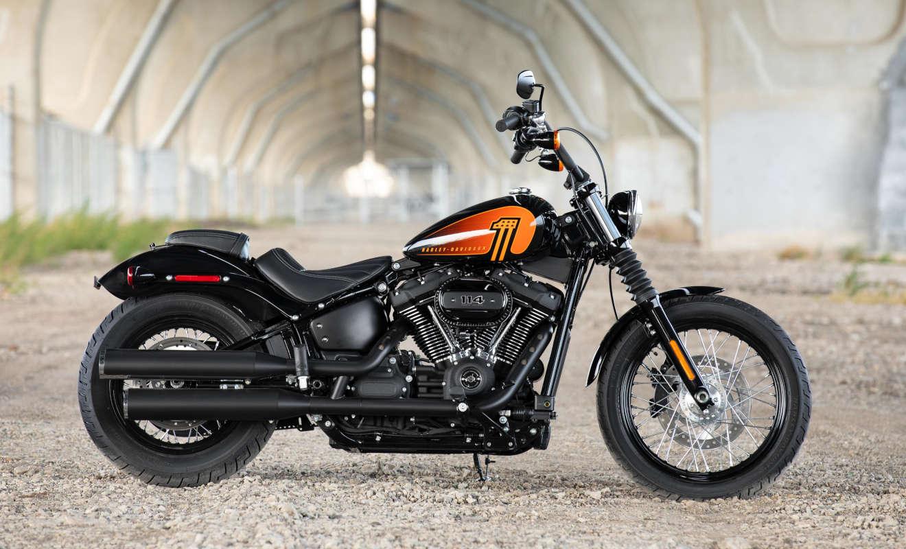 Harley-Davidson-Gestrafftes-Modellprogramm
