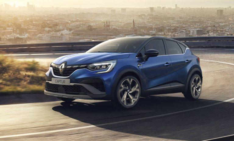 Renault Captur kommt als sportliche R.S. Line