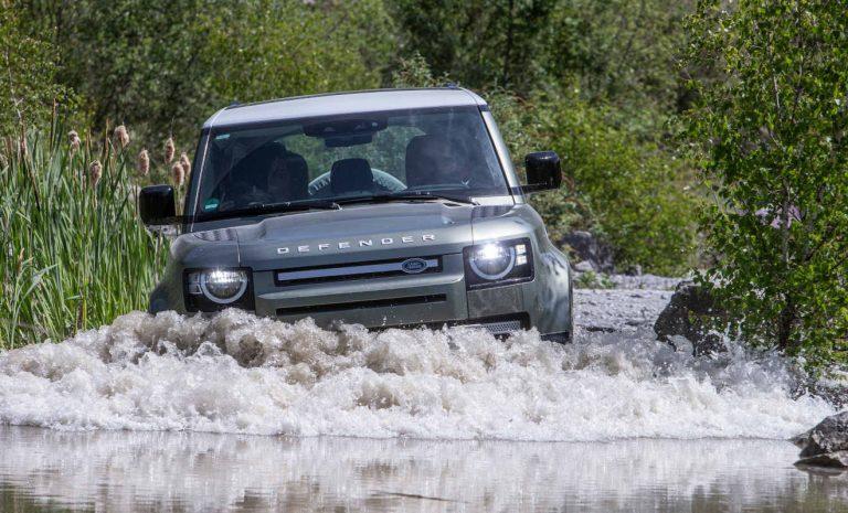 Land Rover Defender: Der Unkaputtbare