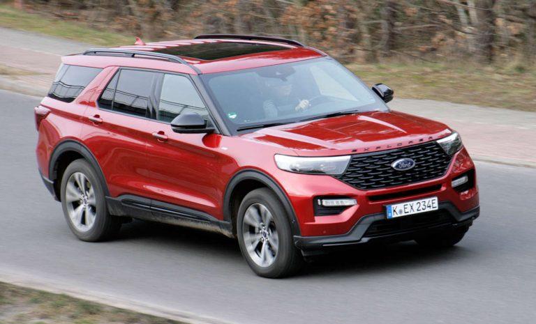 Ford Explorer: Starke Ansage im Premium-Segment
