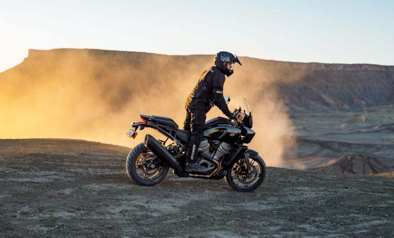 Harley-Davidson Pan America: Quer durch die USA