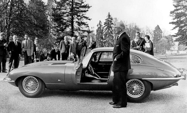 Jaguar E-Type: Eine Ikone wird 60