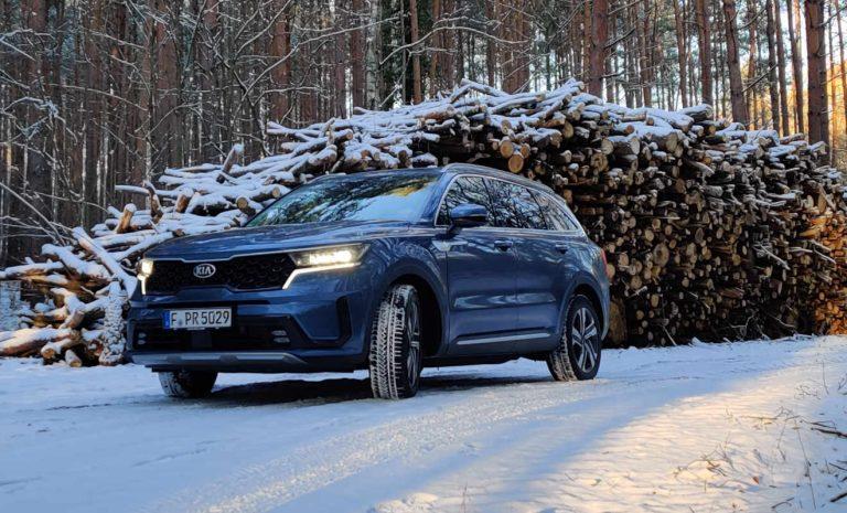 Kia Sorento: Mittelklasse-SUV mit Premiumflair