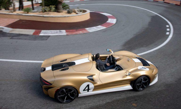 McLaren Elva: Für den Boulevard der Eitelkeiten