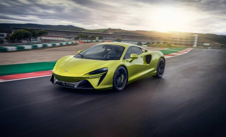 McLaren Artura: Hypercar mit Elektro-Unterstützung