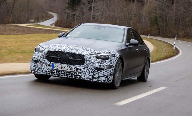 Mercedes C-Klasse: Sportlicher und sparsamer