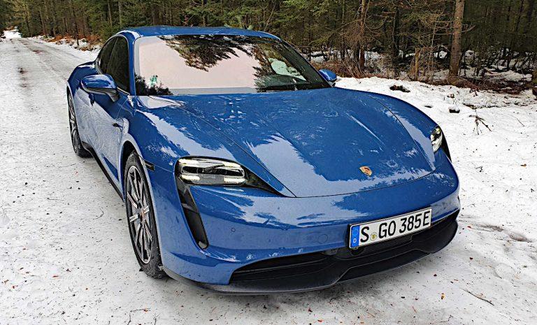 Porsche Taycan: Freudenspender für Puristen