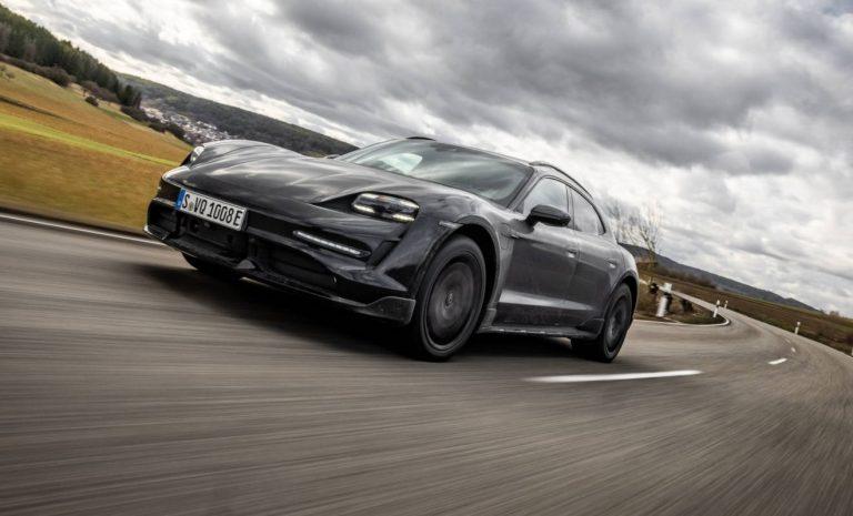 Porsche Taycan Cross Turismo: Ein Hauch von Offroad