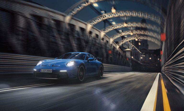 Porsche 911 GT3: Für Freunde der Rennstrecke