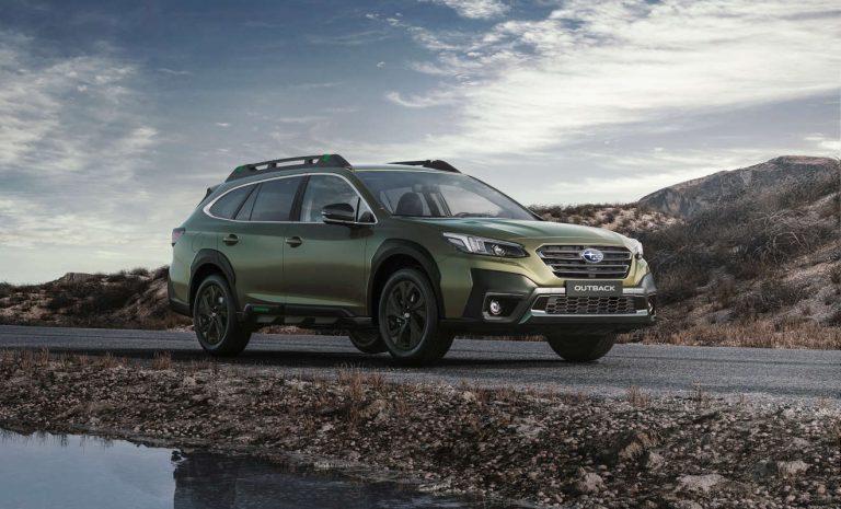 Subaru Outback: Mehr Platz dank neuer Plattform