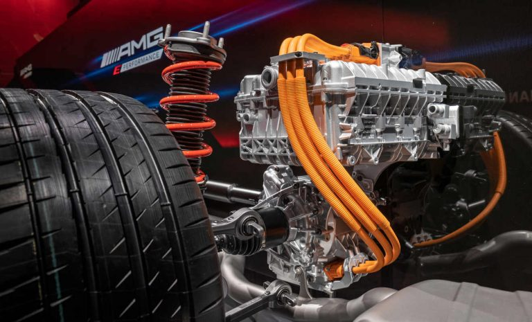 Mercedes-AMG setzt auf E-Performance