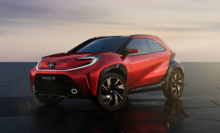 Toyota Aygo X Prologue: Lifestyle bei den Kleinsten