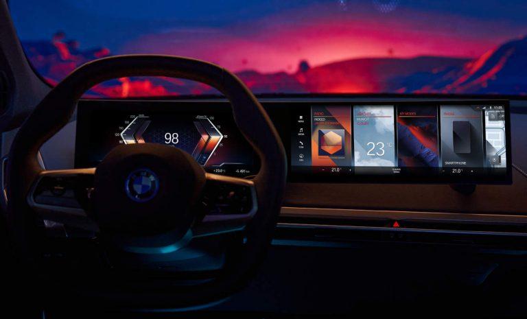 BMW iDrive: Mehr Sprachbedienung, weniger Knöpfe