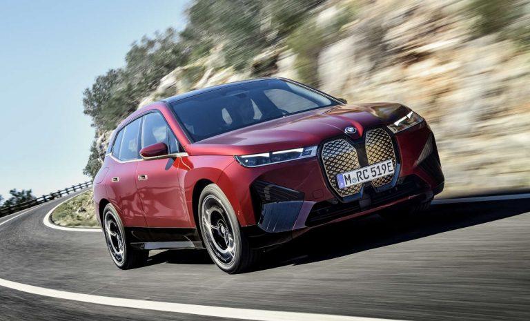 BMW iX: Mit schwerem E-SUV in die Zukunft