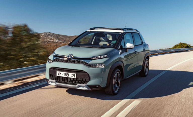 Citroen C3 Aircross: Mini-SUV nach Facelift teurer