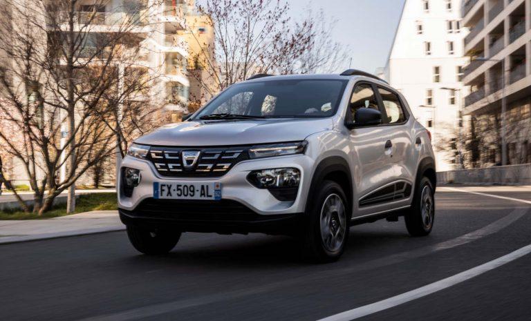 Dacia Spring: Ein Stromer für die Masse