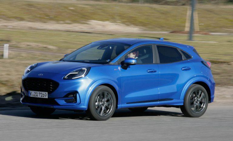 Ford Puma: Mini-SUV mit vielen Stärken