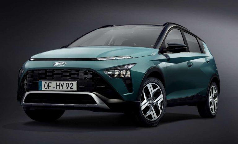 Hyundai nennt Preis für Einstiegs-SUV Bayon