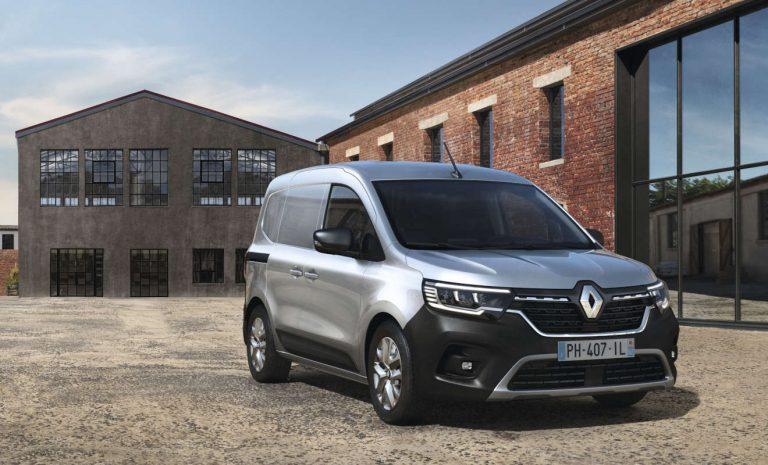 Renault: Kangoo-Pärchen fürs Gewerbe