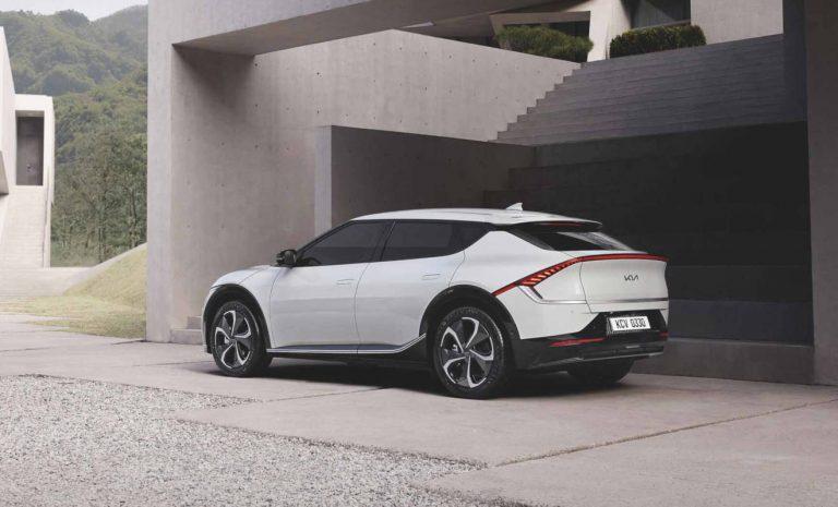 Kia EV6: Erstes Modell der neuen Elektro-Familie