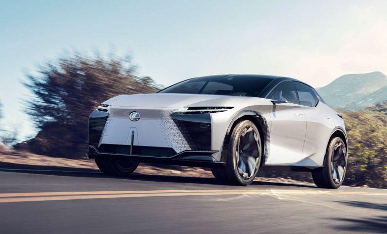 Lexus LF-Z: Eine Studie macht Lust auf mehr
