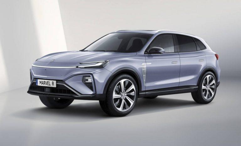 MG: Zwei neue Elektromodelle für Europa