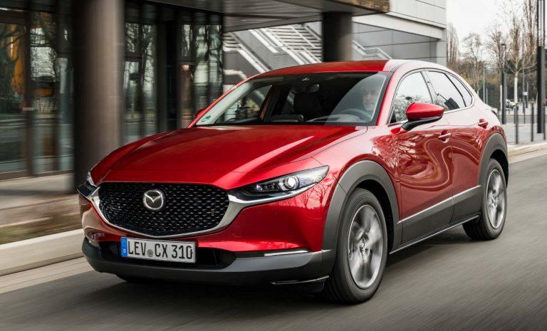 Mazda CX-30: Sehnsucht nach mehr Punch