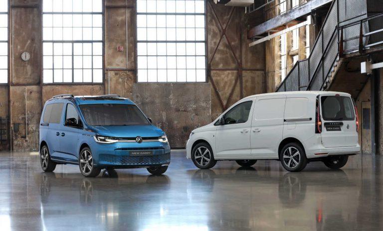 VW Caddy nun auch als Maxi-Variante bestellbar