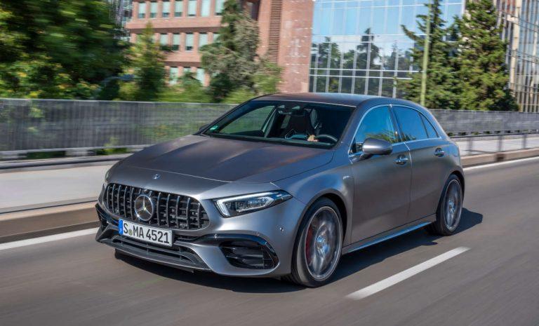 Mercedes-AMG A45 S: Nichts für Heißsporne