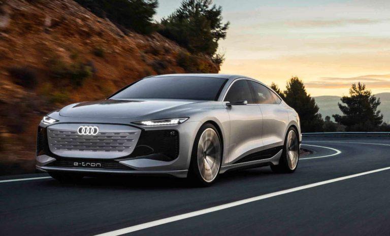 Audi A6 e-tron Concept: Neue Möglichkeiten mit PPE