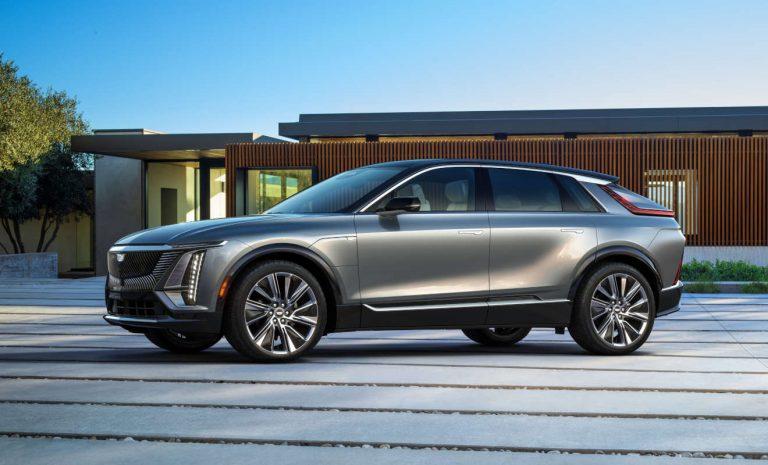 Cadillac Lyriq: Einstieg in den Ausstieg