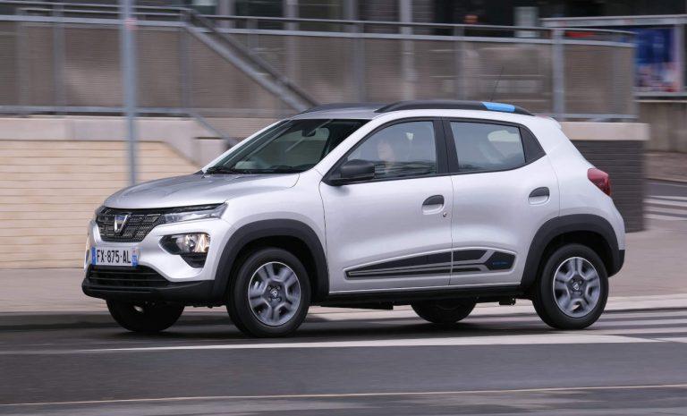 Dacia Spring: Ganz einfach elektrisch