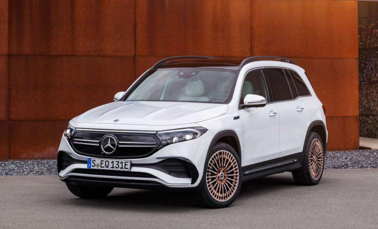 Mercedes EQB: Elektro-SUV für die Familie