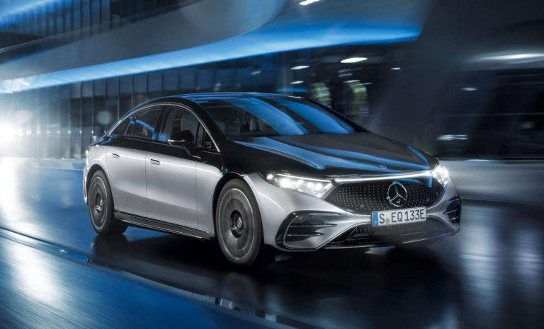 Mercedes EQS: Neuer Innovationsträger im Segment