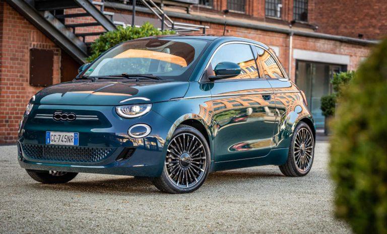 Fiat 500: Elektro-Flitzer sorgt für gute Laune