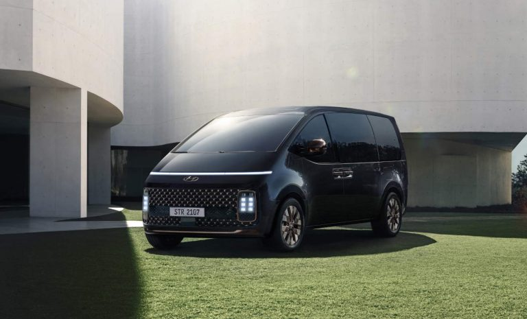Hyundai Staria: Bus Richtung Zukunft