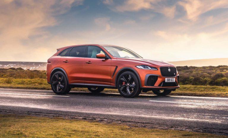Jaguar F-Pace SVR: Eine Prise Provokation