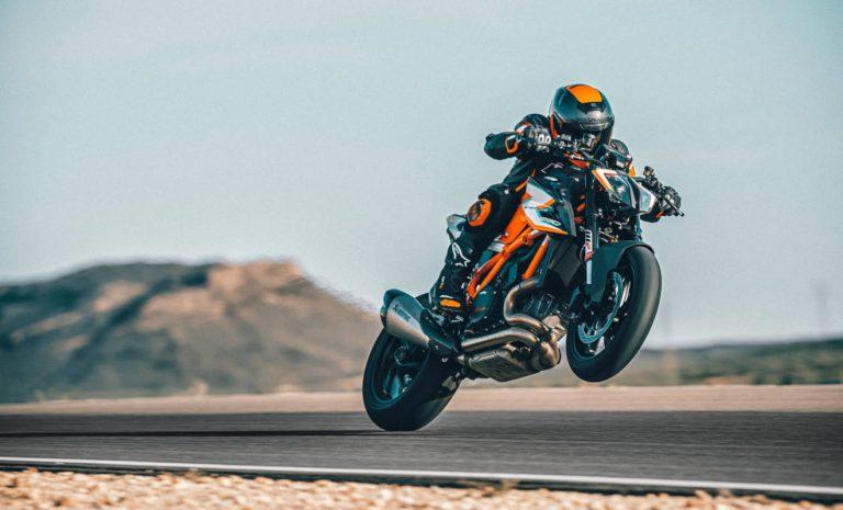 KTM 1290 Super Duke RR: Neues Spitzenmodell
