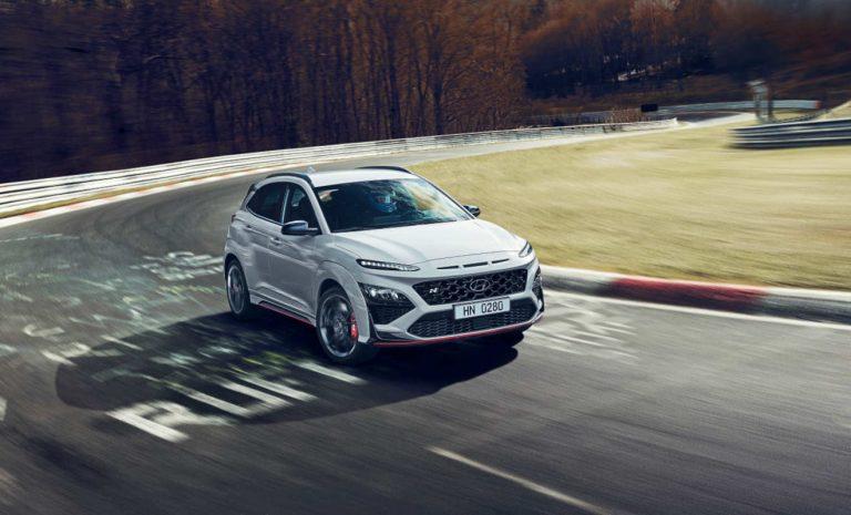 Hyundai Kona N: Neues Sport-SUV mit 280 PS