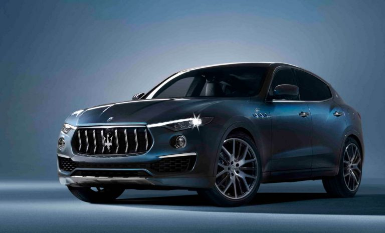 Maserati Levante Hybrid: Sport-SUV mit E-Unterstützung