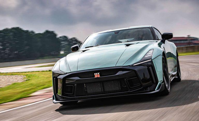 Nissan GT-R50: Godzilla wird 50