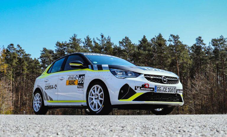 ADAC Opel e-Rally Cup kurz vor Debütsaison